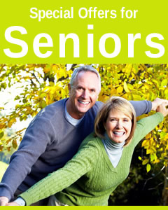 Special Offers for Seniors