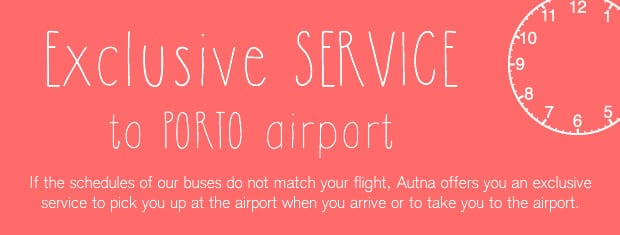 Exclusive service to airport