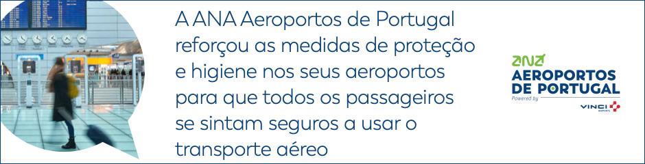 Medidas Aeropuerto de Oporto COVID-19-PT