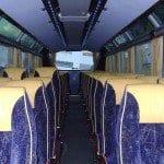 Interior de autobuses de autna