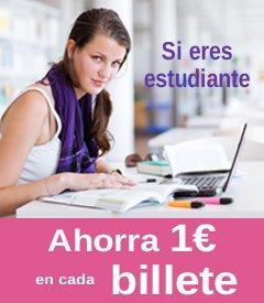 Promoción para estudiantes