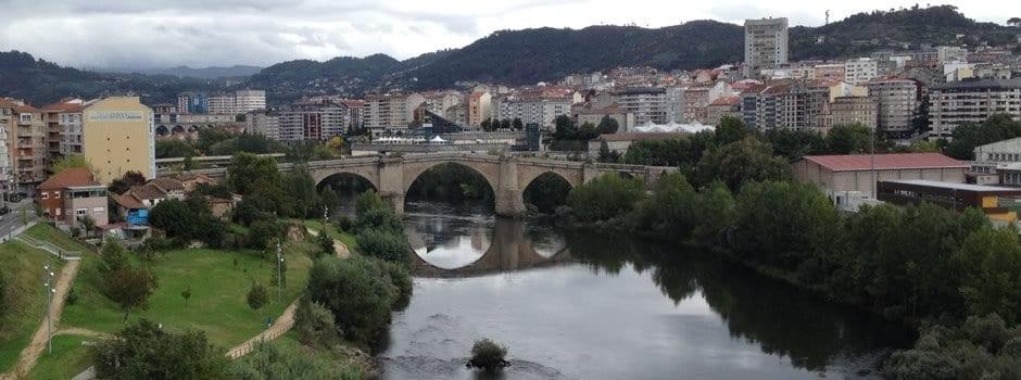 Ponte Romana en Ourense