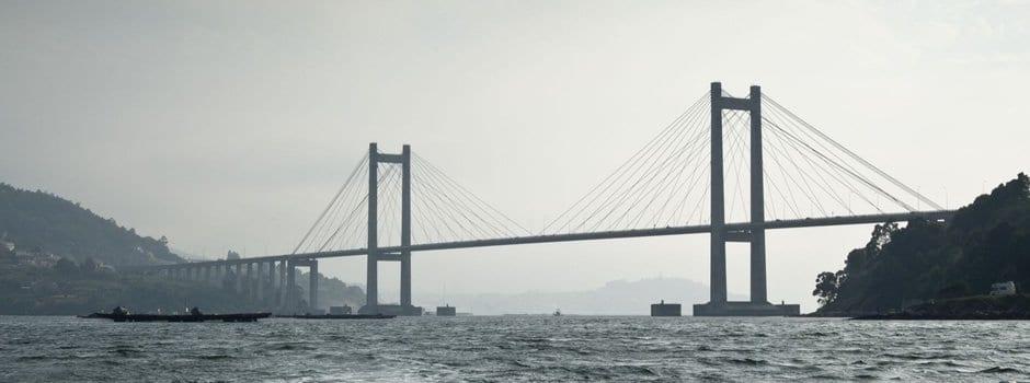 Puente de Rande en Vigo