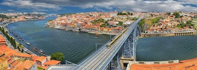 puentes-oporto