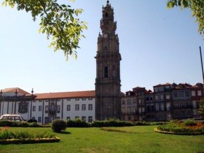 La Torre de los Clérigos de Oporto